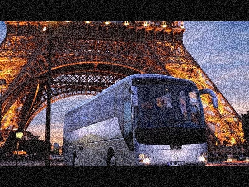 классный автобусный тур по Европе